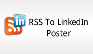 Automatically post RSS content to LinkedIn