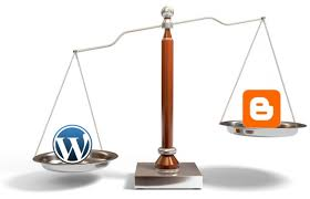 WordPress or Blogger?