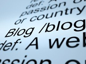 blog content management